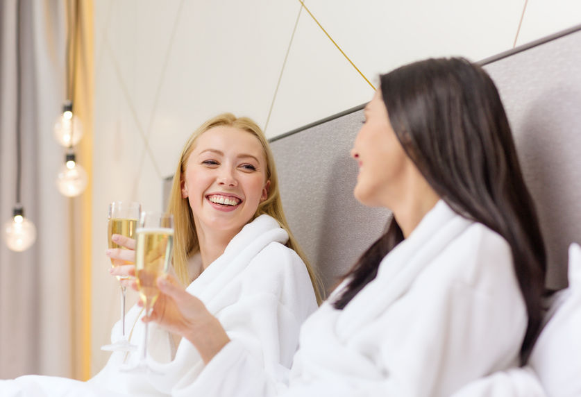 The 5 Best Days Of The Year To Go To The Spa