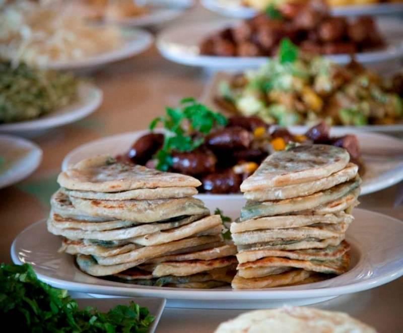 Cretan Cooking- Cretan Nutrition Fennel Pie- Traditional Marathopita