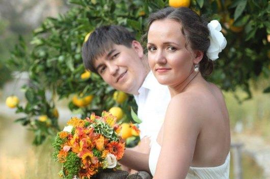 Botanical Park - Gardens of Crete: Wedding Ceremony