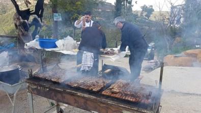 Βοτανικό Πάρκο- Κήποι Κρήτης: Παραδοσιακή ψησταριά