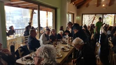 Βοτανικό Πάρκο- Κήποι Κρήτης: Κρητική κουζίνα- Εστιατόριο