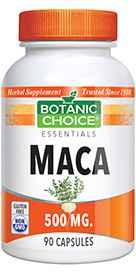 Maca 500 mg 90 capsules