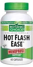 Hot Flash Ease 60 capsules