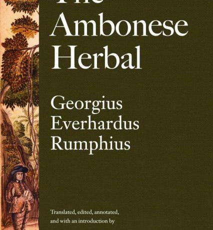 Cover of the Ambonese Herbal