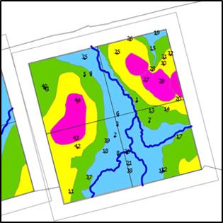 Tropical habitat mosaics and quantitative trait divergence