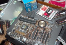 Parts for a fast Linux computer