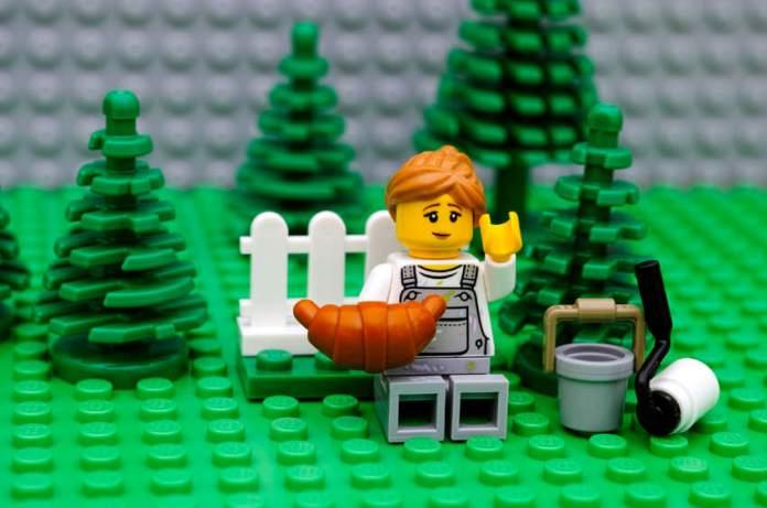 Lego park