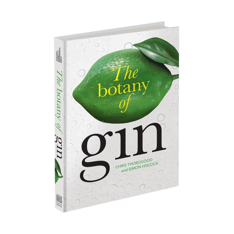 Cover of The Botany of Gin