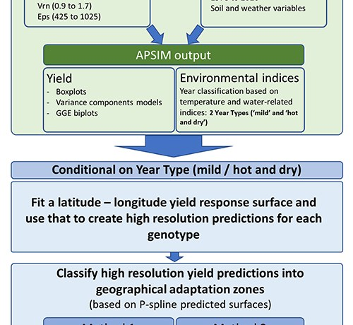 Overview of modelling approaches