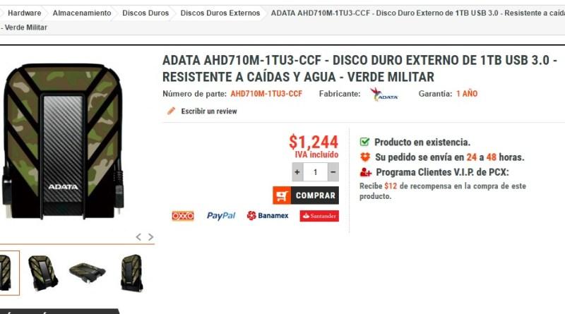 PCX-ADATA-HD710