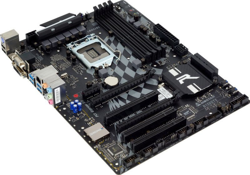 Biostar-B150GT5-Motherboard-PCB