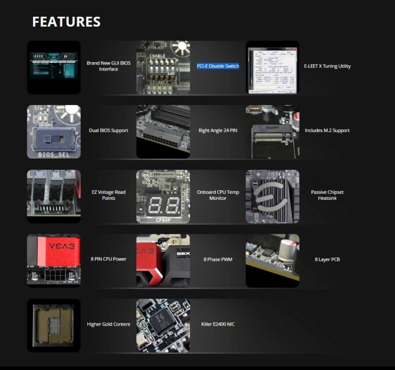EVGA-X99-FTWK-features