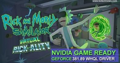 NVIDIA-GeForce-381_89-WHQL-Driver