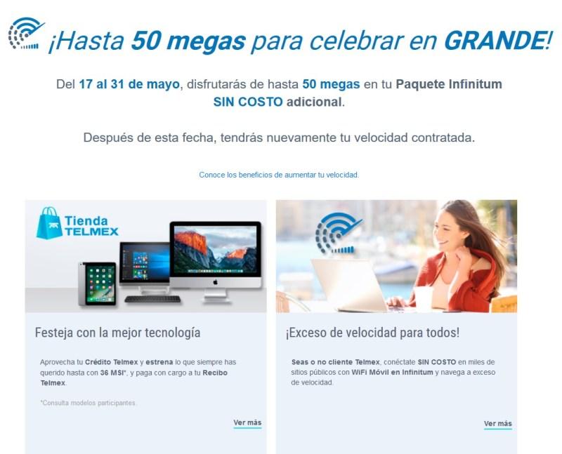 TELMEX-INFITINUM-50Mbps-INTERNET-MEXICO