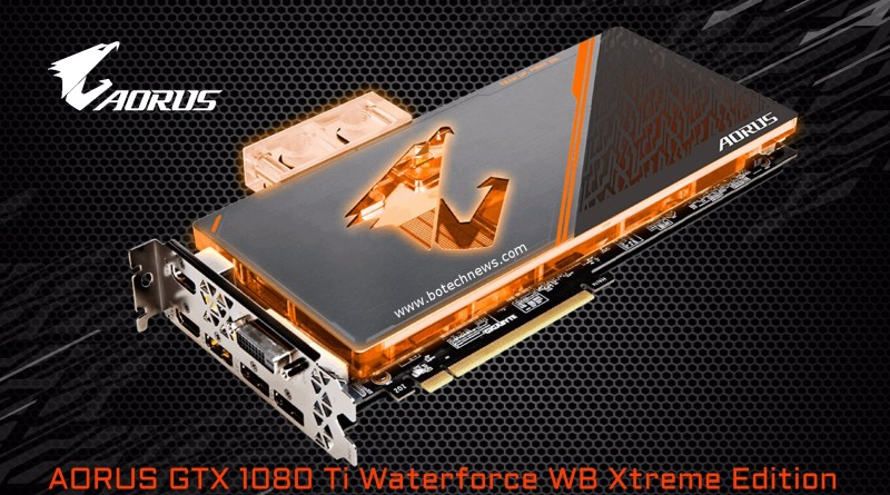 AORUS-GTX1080Ti-Waterforce-XE-Videocard