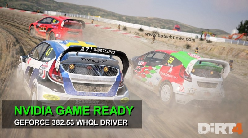 NVIDIA-GeForce-GameReady-DIRT4-driver