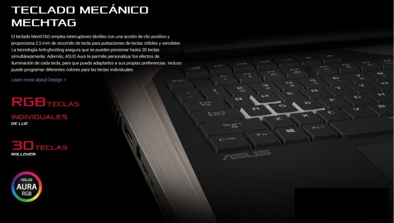 ASUS-ROG-GX800-Gaming-Notebook-MechTag-keyboard