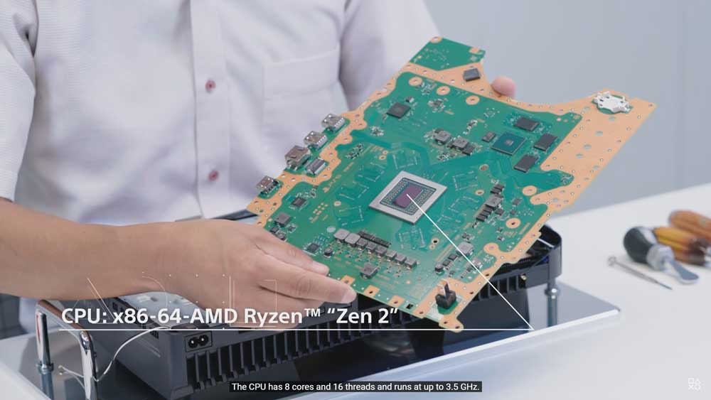 SONY-PLAYSTATION-5-TEARDOWN-AMD-RYZEN