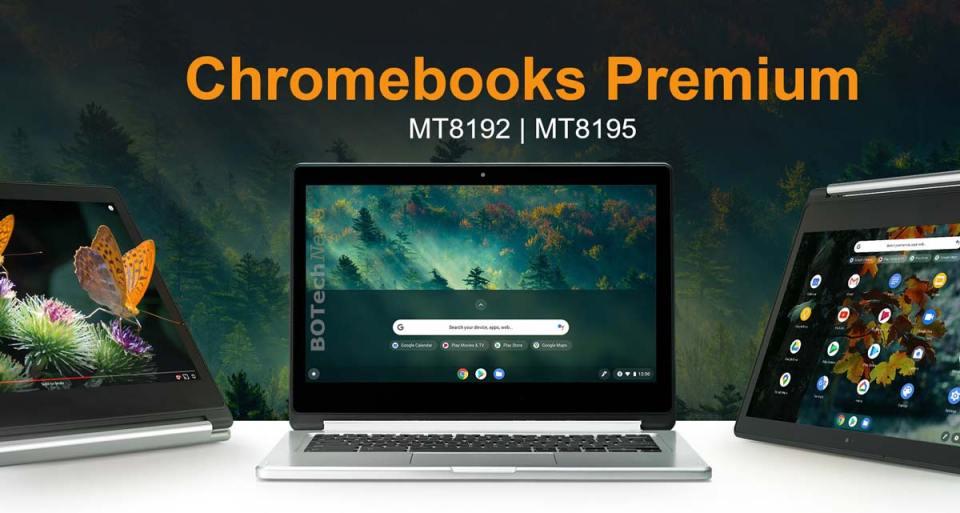 CHROMEBOOKS-MEDIATEK-MT8192-MT8195-SoC