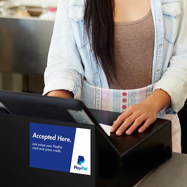PayPal - novo logo e nova identidade