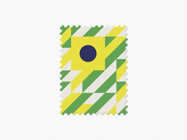 Copa 2014 Brasil - selo