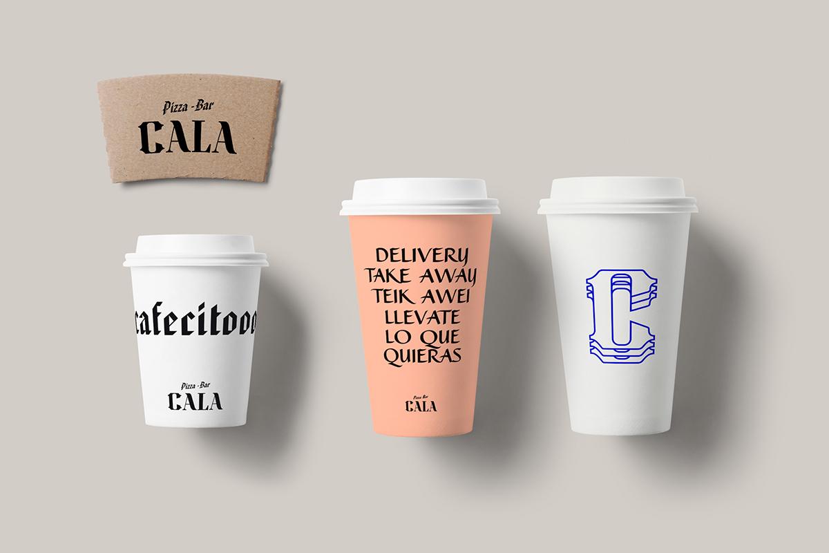 Cala Pizza Bar - Boteco Design
