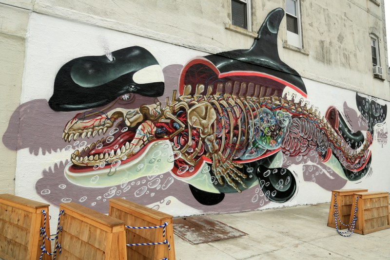 Nychos - graffiti