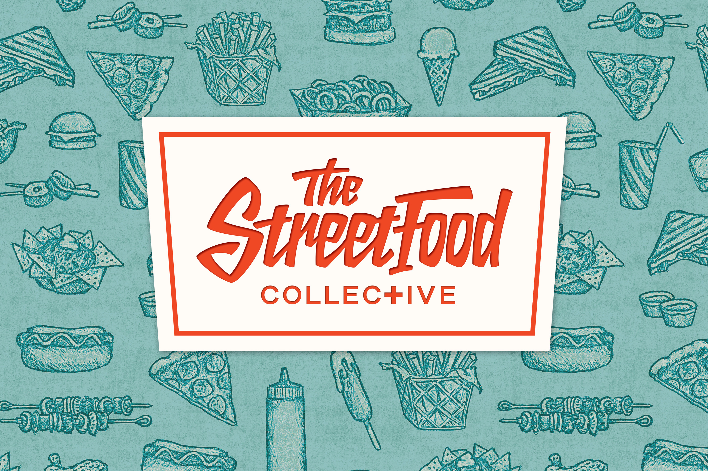 The Street Food Collective - Boteco Design