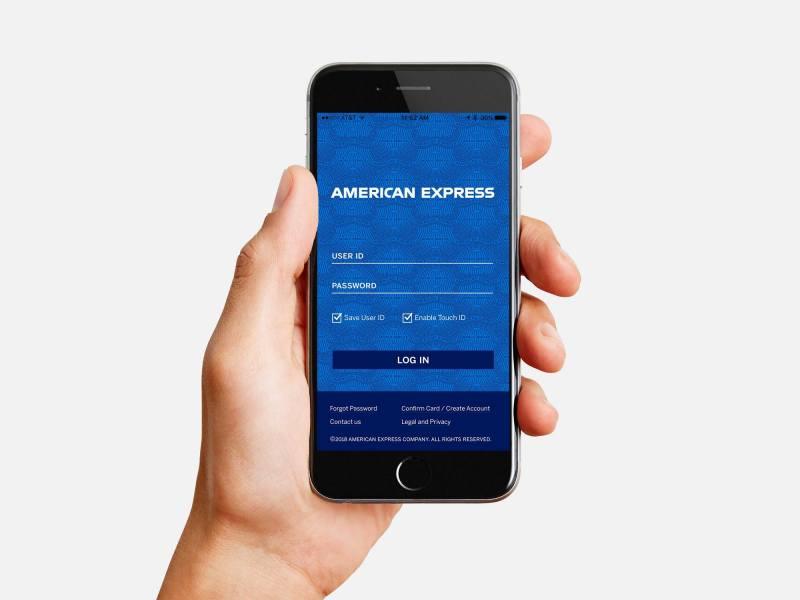 American Express - Pentagram - Boteco Design