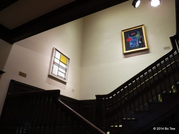 Stairway to more arts @ The Phillips Collection