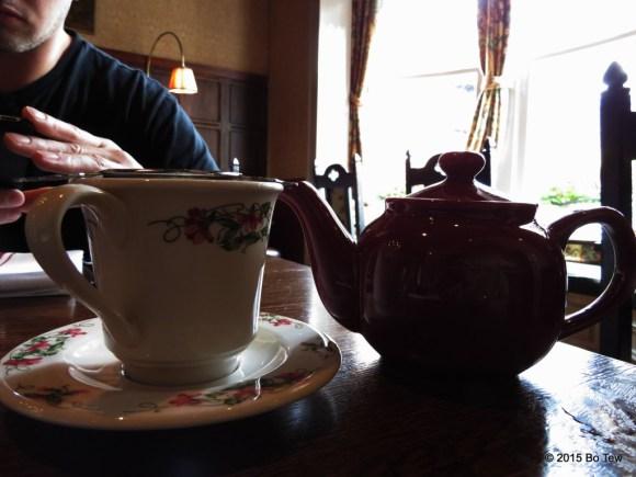 Tea and Pot @ The Dandelion.