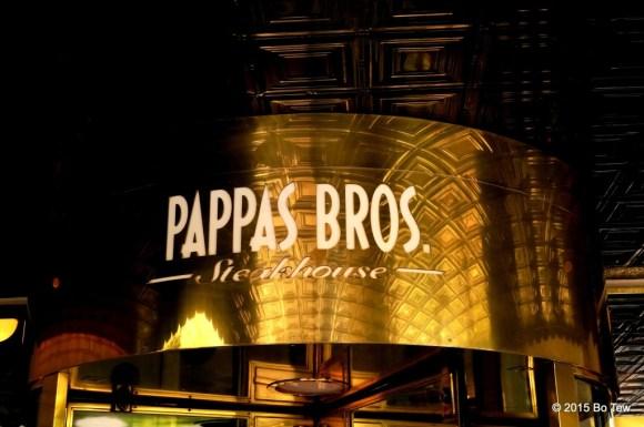 Pappas Bros. Steakhouse.
