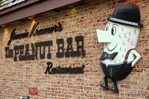 Looks like Mr. Peanut's weirdo cousin from Kansas.