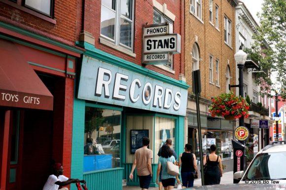 Record Shop.