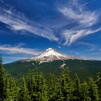 Mt. Hood National Forest: Tom Dick and Harry Mountain Hike (via Mirror Lake Trail #664)