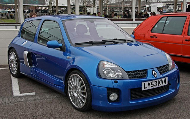 Renault Williams Clio