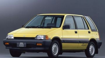 Honda Civic Shuttle