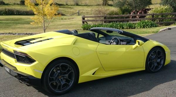 Lamborghini Hurican