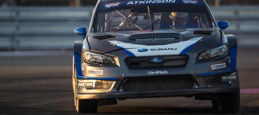 Subaru GRC