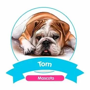 Tom - Botones Publicitarios
