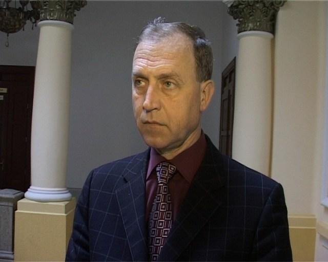 Seful Starii Civile, Constantin Gabor