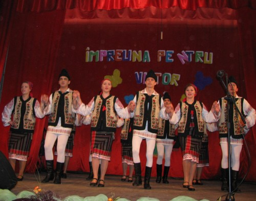 Impreuna pentru viitor- dansatori muzica populara