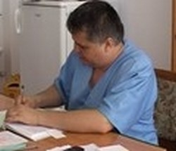 Doru Culiceanu, medic familie