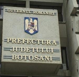 Institutia Prefectului Botosani