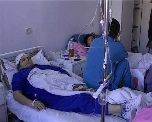 bolnavi in spital