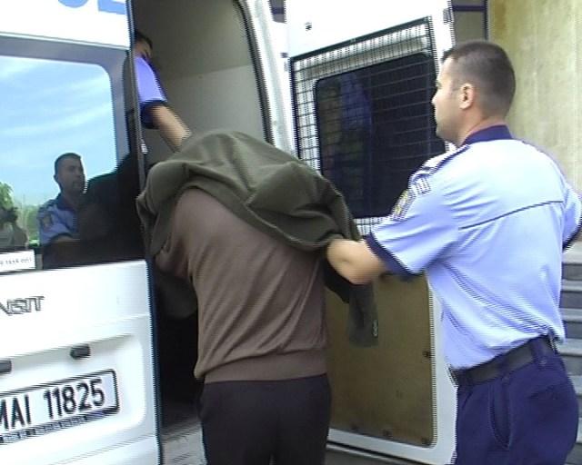 arestat de politie, botosani