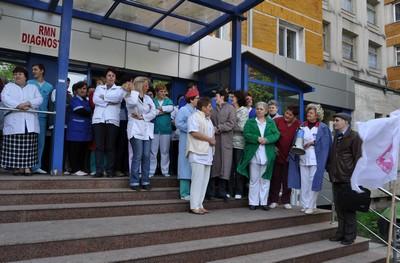 greva Spitalul Judetean Botosani