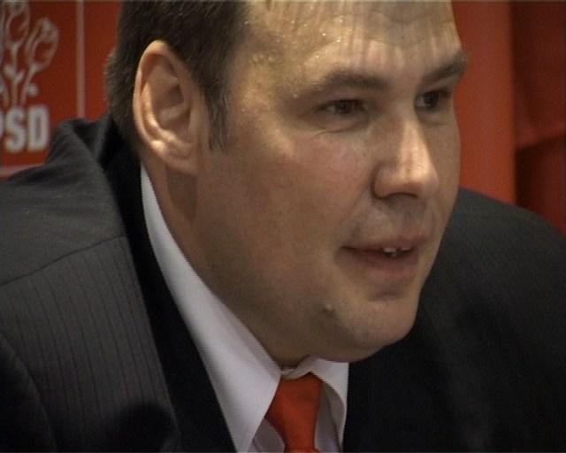 Gabriel Oprişanu, candidatul propus de PSD pentru Primăria Botoşani