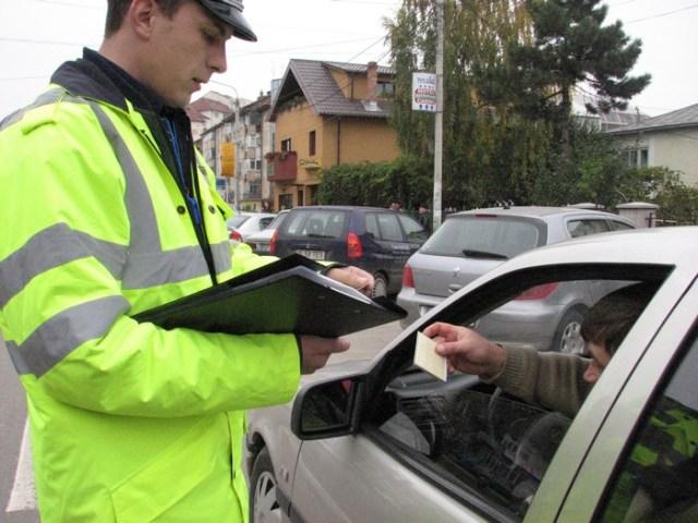 politist rutier trafic