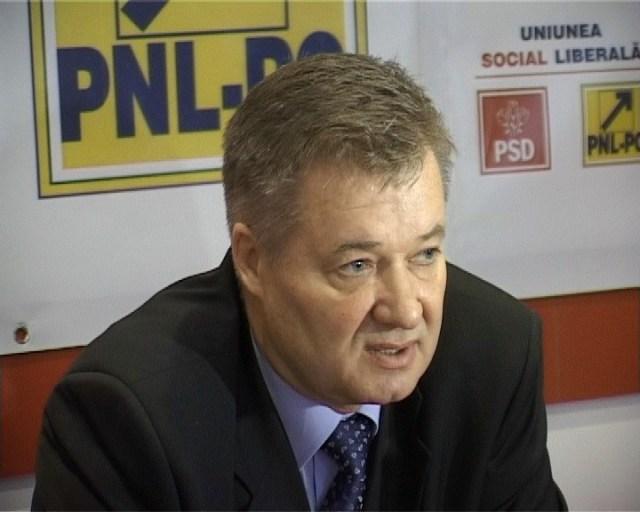 Presedintele organizatiei judetene a PSD, Gheorghe Marcu